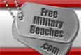 Military Free Beaches